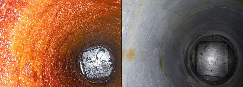 Kitchen Canopy Cleaning And Grease Extraction Cleaning